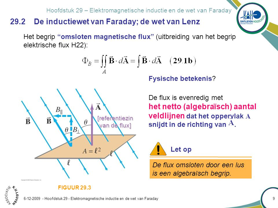 [referentiezin van de flux]